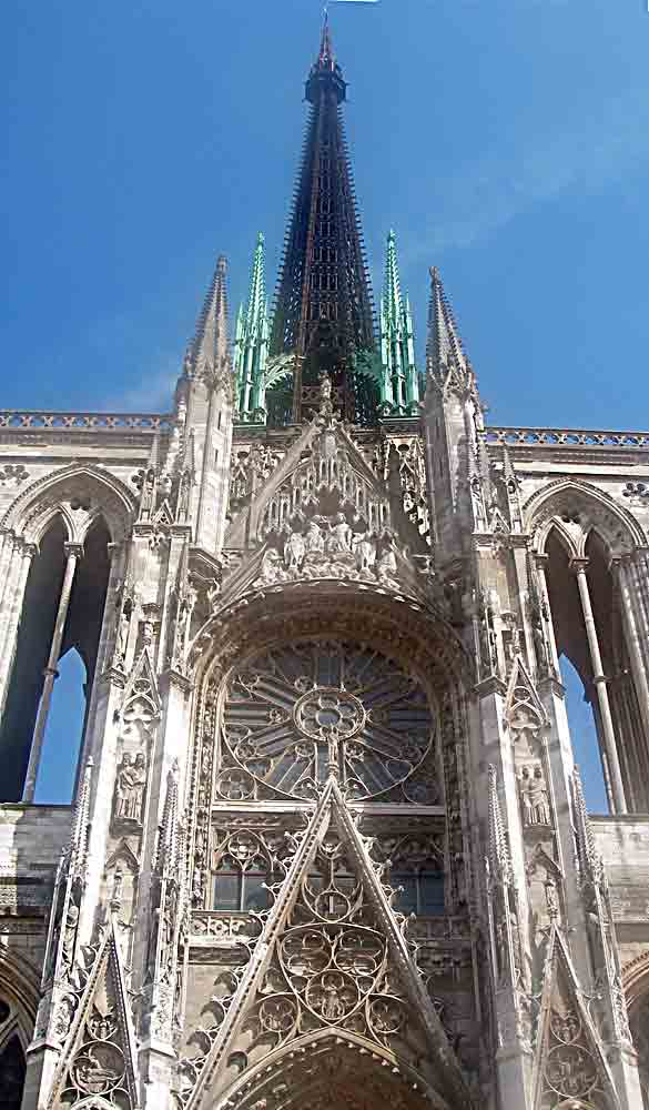 Rouen-Cathedral